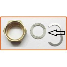 Joint haute température pour onduleux inox