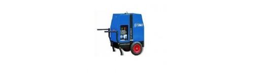 Flexible d'échappement pour groupe électrogène SDMO SD 6000E