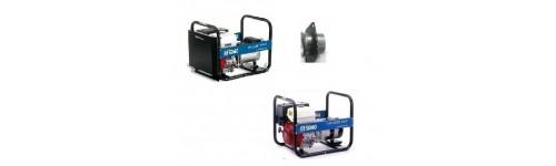Kit d'adaptation et flexible d'échappement pour SDMO HX 6000