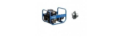 Kit d'adaptation et flexible d'échappement pour SDMO PHOENIX 4200