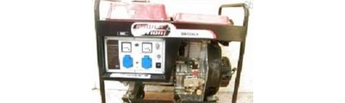 Flexible d'échappement pour POWER ACTION GB-DFD6500HS/L