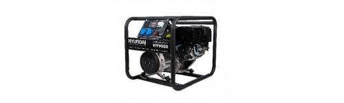 Kit d'adaptation et flexible d'échappement pour HYUNDAI HY9000