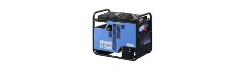 Flexible d'échappement pour groupe électrogène SDMO 15000 TE