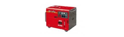 Flexible d'échappement pour MECAFER MF 5500DT