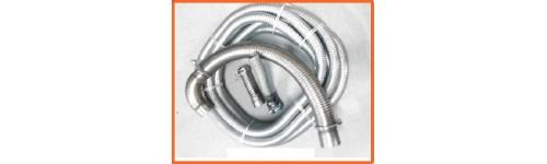 Gaine flexible acier pour groupes électrogènes