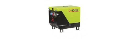 Flexible d'échappement pour PRAMAC P12000